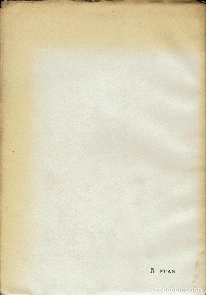 Libros antiguos: EL ARTE DE BIRLIBIRLOQUE (ENTENDIMIENTO DEL TOREO), POR JOSÉ BERGAMÍN. AÑO 1930. (14.1) - Foto 2 - 97780739
