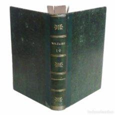 Libros antiguos: 1846 - VOLTAIRE: CORRESPONDENCIA CON EL REY DE PRUSIA, LA EMPERATRIZ DE RURSIA Y D'ALAMBERT - S. XIX. Lote 101200631