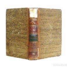 Libros antiguos: 1785 - FILOSOFÍA - VOLTAIRE: ENSAYOS SOBRE EL NUEVO TESTAMENTO - CRISTIANISMO - ILUSTRACIÓN FRANCESA. Lote 101201067