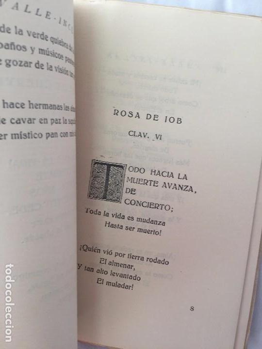 Libros antiguos: Ramón Valle Inclán 1º Edición El pasajero Claves Líricas 1920 Yagües Madrid edición original - Foto 4 - 102484363