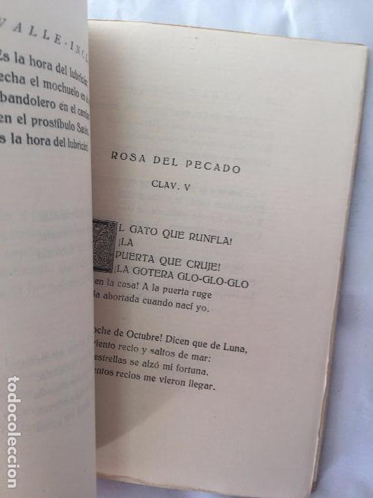 Libros antiguos: Ramón Valle Inclán 1º Edición El pasajero Claves Líricas 1920 Yagües Madrid edición original - Foto 5 - 102484363