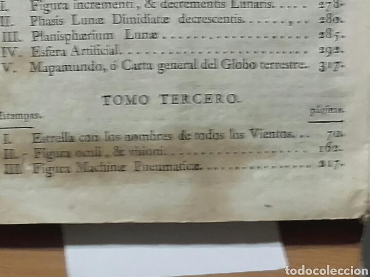 Libros antiguos: Philosophia Thomistica, Juxta inconcussa. Por Antonio Goudín. Tomo III-IV. Con Grabados. Madrid 1800 - Foto 4 - 38451959