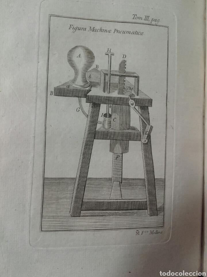 Libros antiguos: Philosophia Thomistica, Juxta inconcussa. Por Antonio Goudín. Tomo III-IV. Con Grabados. Madrid 1800 - Foto 6 - 38451959