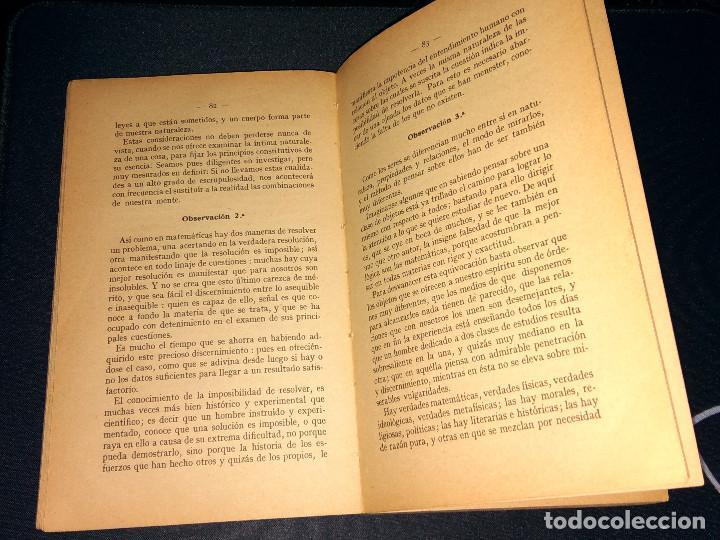 Libros antiguos: El Criterio - Jaime Balmes - Nueva Edición Ed. Garnier Hermanos PARIS Años 20 - Foto 7 - 104563331