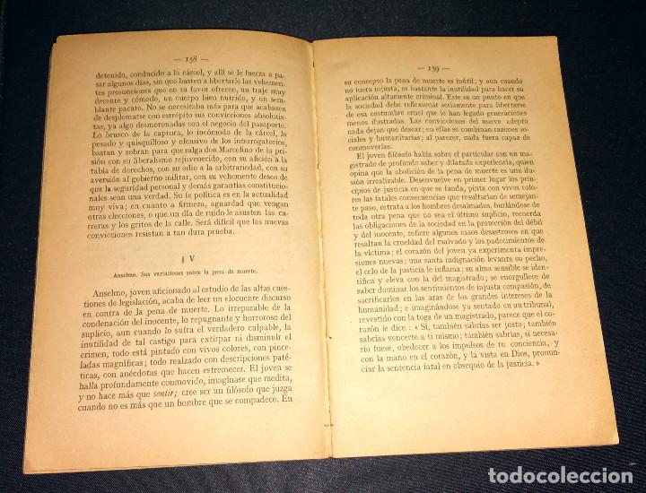 Libros antiguos: El Criterio - Jaime Balmes - Nueva Edición Ed. Garnier Hermanos PARIS Años 20 - Foto 8 - 104563331