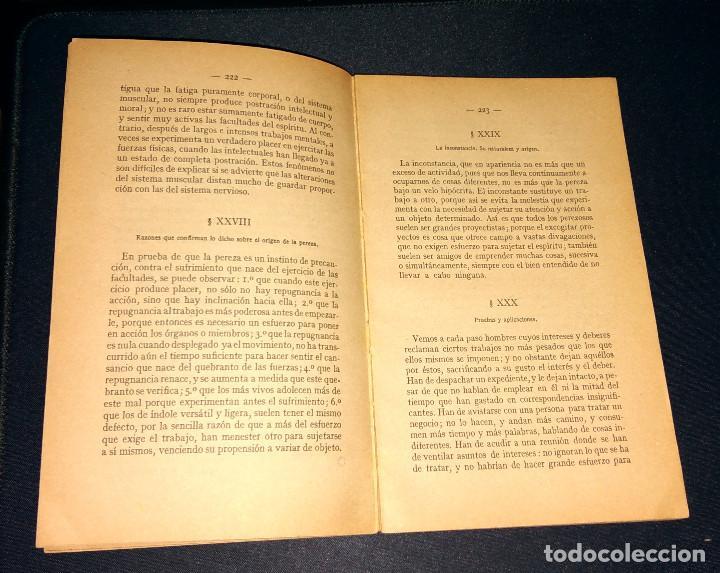 Libros antiguos: El Criterio - Jaime Balmes - Nueva Edición Ed. Garnier Hermanos PARIS Años 20 - Foto 9 - 104563331
