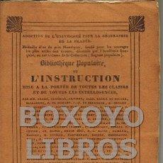 Libros antiguos: PUBLICISTES, PHILOSOPHES, ORATEURS DE LA CHAIRE ET DE LA TRIBUNE. DEUXIÈME PARTE. Lote 101849014