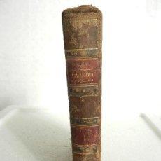 Libros antiguos: PHILOSOPHIA ELEMENTARIA VOLUMEN PRIMUM D. FR. ZEPHYRINI GONZALEZ. SEXTA ED SANCTI JOSEPH 1889. LATIN. Lote 106786711