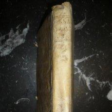 Libros antiguos: VETERIS -RECENTIORIS PHILOSOPHIAE DOGMATA J.A.FERRARI 1787 MATRITI . Lote 106802759