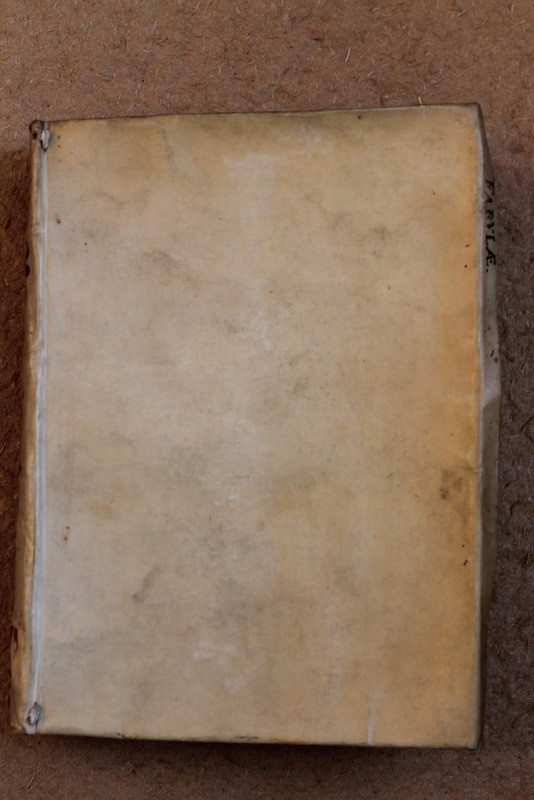 Libros antiguos: Decas fabularum humani generis sortem, mores ingenium, varia studia, inventa atque opera,... - Foto 2 - 25944116