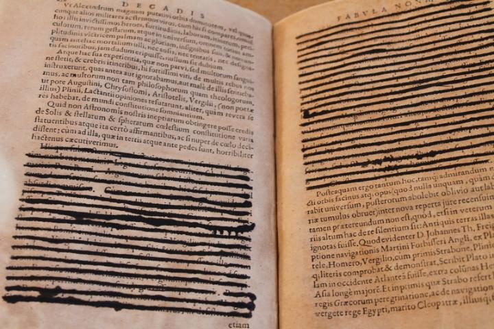 Libros antiguos: Decas fabularum humani generis sortem, mores ingenium, varia studia, inventa atque opera,... - Foto 5 - 25944116