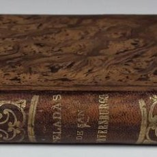 Libros antiguos: LAS VELADAS DE SAN PETERSBURGO. CONDE JOSÉ MAISTRE. 1879.. Lote 108064651
