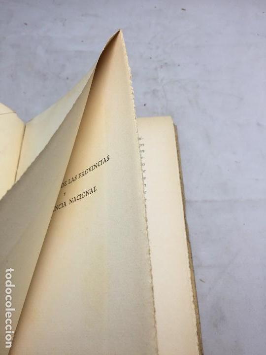 Libros antiguos: La redención de las provincias 1931 José Ortega y Gasset Revista de Occidente 1931 artículos Intonso - Foto 3 - 108299551