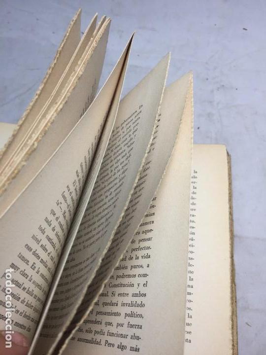 Libros antiguos: La redención de las provincias 1931 José Ortega y Gasset Revista de Occidente 1931 artículos Intonso - Foto 4 - 108299551