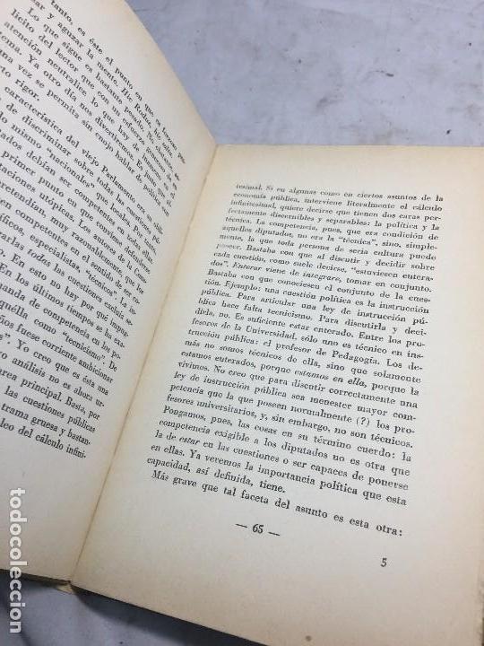 Libros antiguos: La redención de las provincias 1931 José Ortega y Gasset Revista de Occidente 1931 artículos Intonso - Foto 5 - 108299551