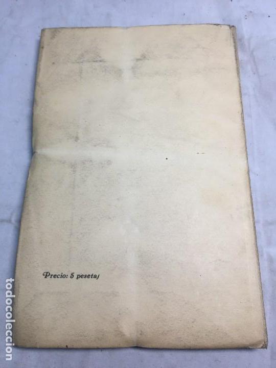 Libros antiguos: La redención de las provincias 1931 José Ortega y Gasset Revista de Occidente 1931 artículos Intonso - Foto 8 - 108299551