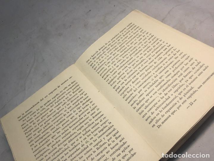 Libros antiguos: La vida en Torno Osvaldo Lira ensayos 1949 1º edición revista de occidente España Chile - Foto 4 - 109051731