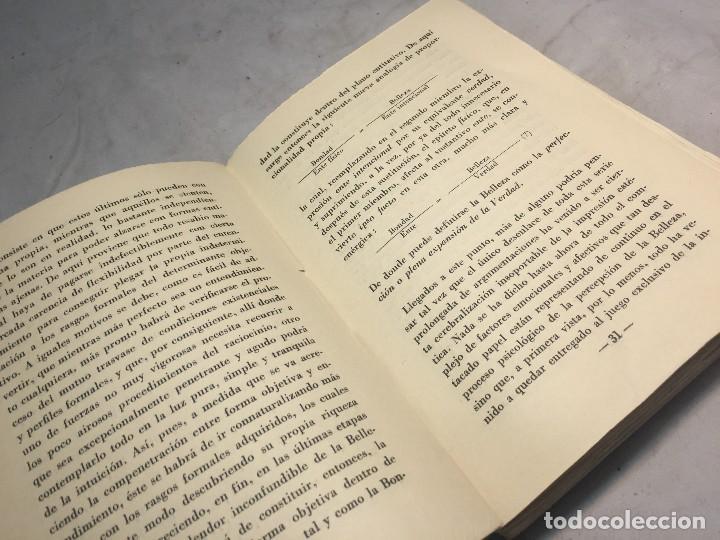 Libros antiguos: La vida en Torno Osvaldo Lira ensayos 1949 1º edición revista de occidente España Chile - Foto 5 - 109051731