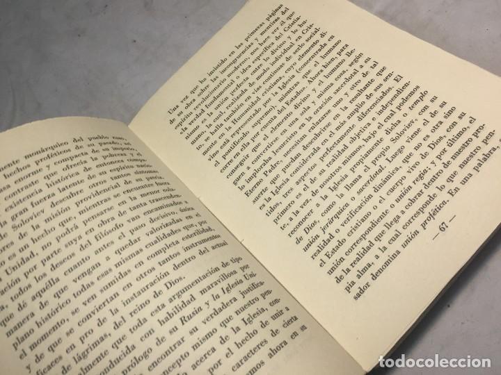 Libros antiguos: La vida en Torno Osvaldo Lira ensayos 1949 1º edición revista de occidente España Chile - Foto 7 - 109051731