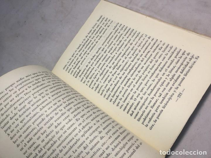 Libros antiguos: La vida en Torno Osvaldo Lira ensayos 1949 1º edición revista de occidente España Chile - Foto 11 - 109051731