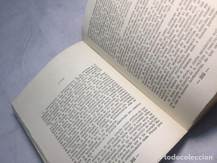 Libros antiguos: La vida en Torno Osvaldo Lira ensayos 1949 1º edición revista de occidente España Chile - Foto 12 - 109051731