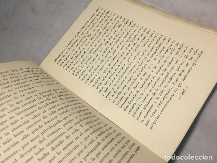 Libros antiguos: La vida en Torno Osvaldo Lira ensayos 1949 1º edición revista de occidente España Chile - Foto 13 - 109051731