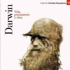 Libros antiguos: DARWIN - VIDA, OBRA Y PENSAMIENTO. Lote 111011859