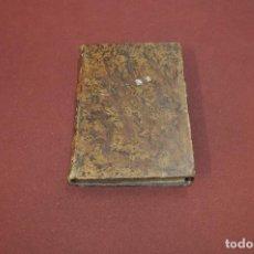 Libros antiguos: EL FILOSOFO SOLITARIO - TEODORO DE ALMEIDA - IMPRENTA DE CANO 1818 TOMO SEGUNDO - AFIM. Lote 111437635