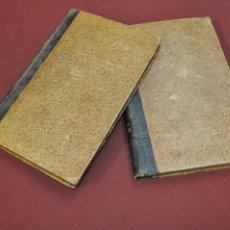 Libros antiguos: 2 TOMOS ELEMENTOS DE FILOSOFÍA - FRANCISCO GINEBRA - AÑO 1899 4ª EDICIÓN - AFIM. Lote 111437975