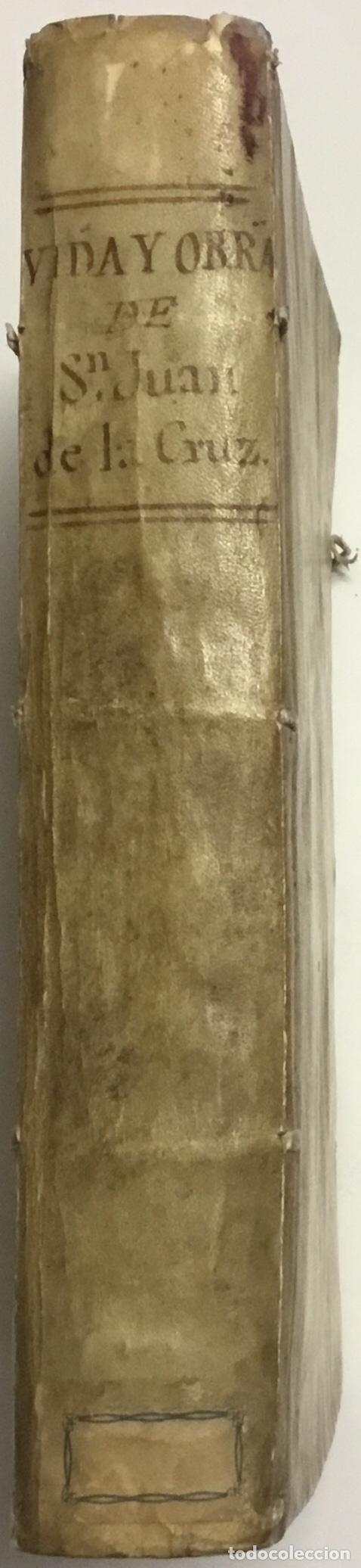 Libros antiguos: OBRAS ESPIRITUALES, QUE ENCAMINAN A UNA ALMA, a la mas perfecta union con Dios, en transformacion de - Foto 14 - 109021834