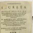 Libros antiguos: PHILOSOPHIA SECRETA DONDE DEBAXO DE HISTORIAS FABULOSAS SE CONTIENE MUCHA DOCTRINA PROVECHOSA A TODO. Lote 112436187