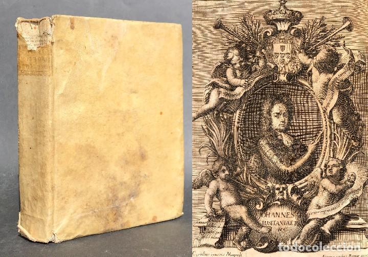 1728 HISTORIAE PHILOSOPHIAE - HISTORIA DE LA FILOSOFIA - PERGAMINO (Libros Antiguos, Raros y Curiosos - Pensamiento - Filosofía)