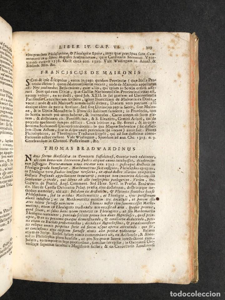 Libros antiguos: 1728 Historiae Philosophiae - historia de la filosofia - pergamino - Foto 35 - 115052011