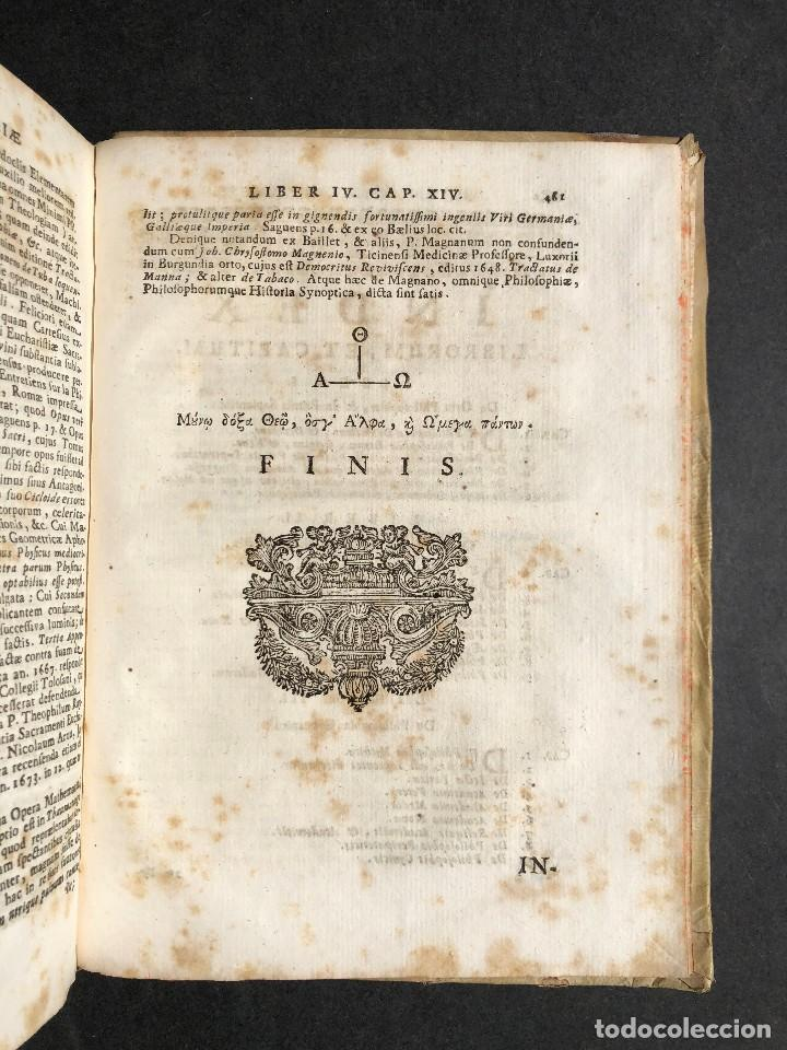 Libros antiguos: 1728 Historiae Philosophiae - historia de la filosofia - pergamino - Foto 45 - 115052011