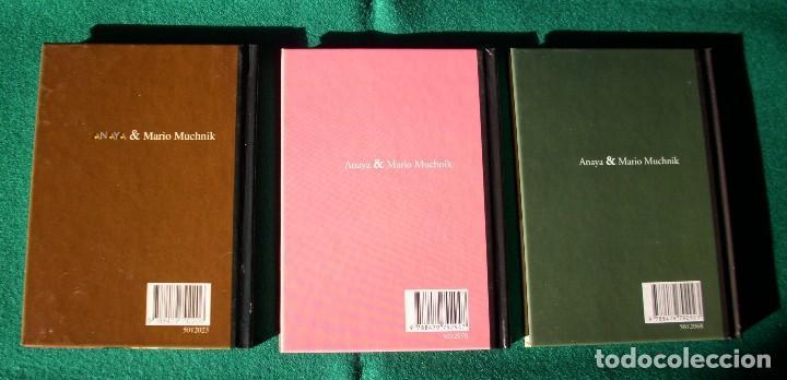 Libros antiguos: EL LIBRO DE LA VIDA - EL LIBRO DE LA FELICIDAD - DELICIAS DE LA VIDA CONYUGAL - AGUAMARINA - ANAYA - Foto 2 - 116198691