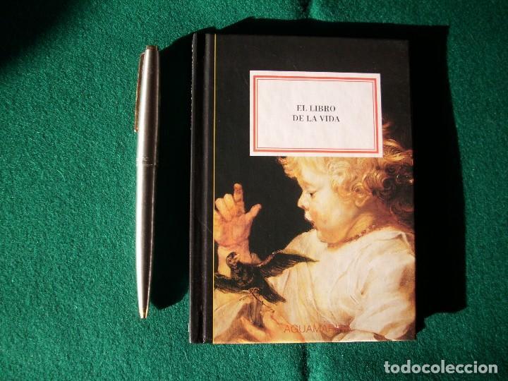 EL LIBRO DE LA VIDA - AGUAMARINA - ANAYA& MARIO MUCHNIK - AÑO 1995 (Libros Antiguos, Raros y Curiosos - Pensamiento - Filosofía)
