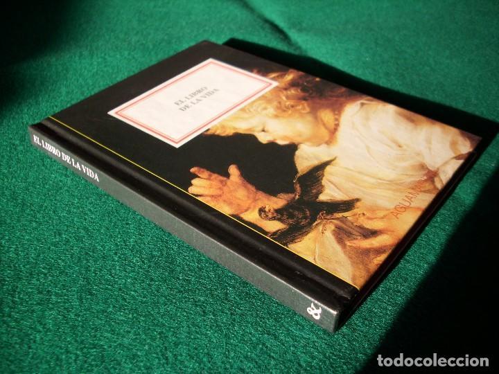 Libros antiguos: EL LIBRO DE LA VIDA - AGUAMARINA - ANAYA& MARIO MUCHNIK - AÑO 1995 - Foto 2 - 116199443