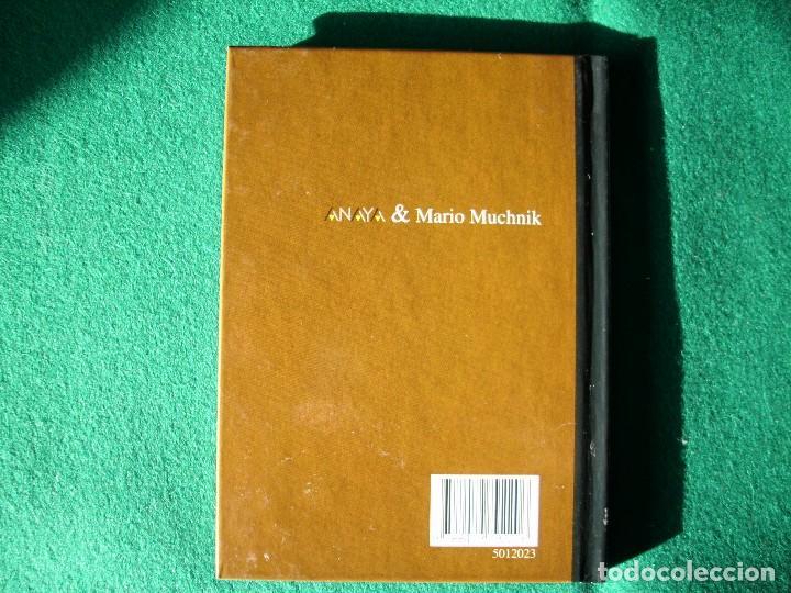 Libros antiguos: DELICIAS DE LA VIDA CONYUGAL - AGUAMARINA - ANAYA& MARIO MUCHNIK - AÑO 1994 - Foto 3 - 116199703