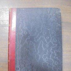 Libros antiguos: HISTORIA FILOSOFICA DE LA INSTRUCCION PUBLICA DE ESPAÑA. D. J. SANCHEZ DE LA CAMPA. TOMO I. 1871. . Lote 117104967