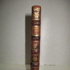 Libros antiguos: LETTRE SUR LA MORALE DE CONFUCIUS, PHILOSOPHE DE LA CHINE. - [FOUCHER, ABBÉ.]. Lote 117721575
