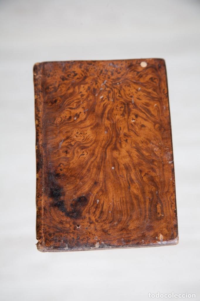 Libros antiguos: SINOPSIS - PHILOSOPHIAE MORALIS - FRANCISCI JACQUIER - HISPALI 1829 - Foto 4 - 121859483