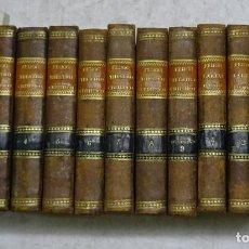Libros antiguos: FEIJOO, BENITO. THEATRO CRITICO UNIVERSAL ( 9 VOL. 1732-1746) CARTAS ERUDITAS ( 4 VOL 1742-1754). Lote 121911163