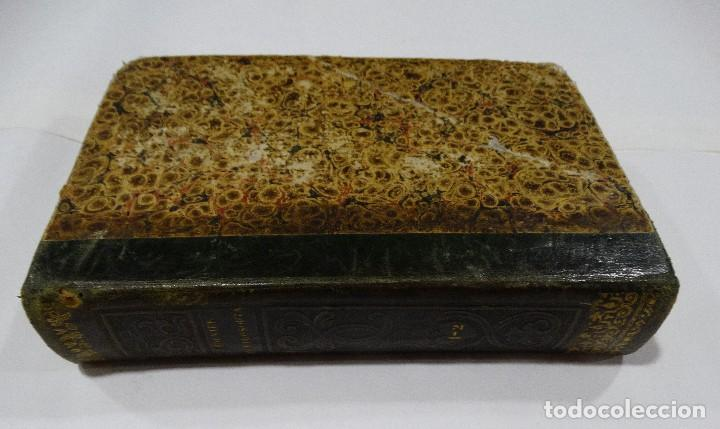 Libros antiguos: HISTORIA ELEMENTAL DE LA FILOSOFIA -1846 TOMOI Y TOMOII-BOUVIER - Foto 3 - 122458639