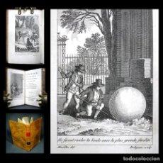 Libros antiguos: AÑO 1802 CURIOSOS GRABADOS SANDFORD ET MERTON FILOSOFÍA Y CRÍTICA SOCIAL ROUSSEAU. Lote 122765807