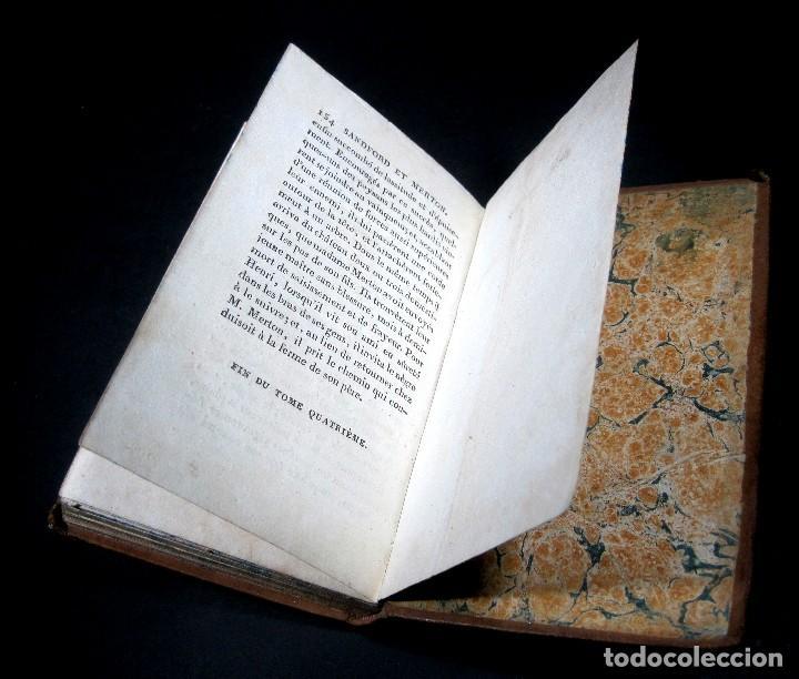 Libros antiguos: Año 1802 Leónidas Rey de Esparta Filosofía Crítica Social Sandford et Merton Grabados Rousseau - Foto 12 - 122832603
