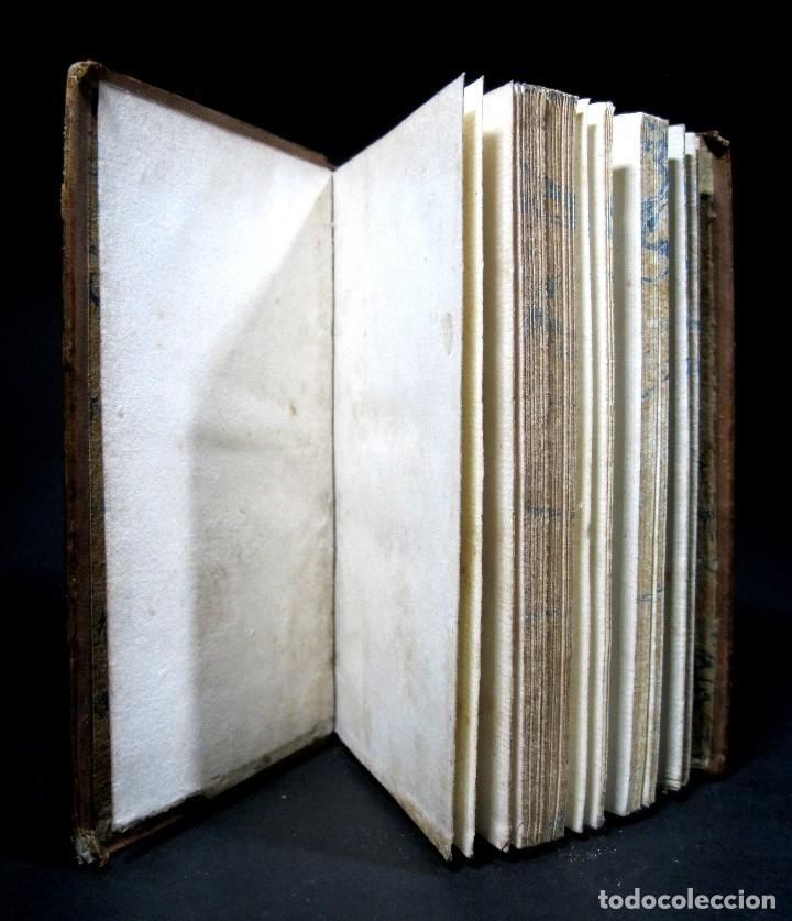 Libros antiguos: Año 1802 Leónidas Rey de Esparta Filosofía Crítica Social Sandford et Merton Grabados Rousseau - Foto 13 - 122832603