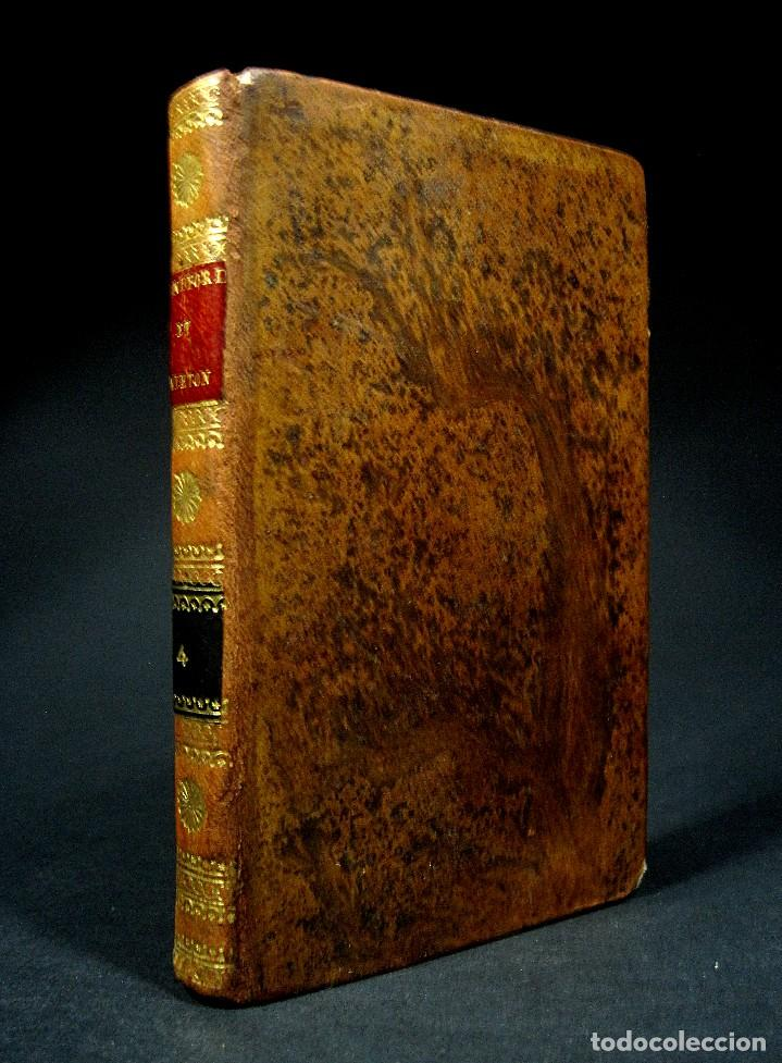 Libros antiguos: Año 1802 Leónidas Rey de Esparta Filosofía Crítica Social Sandford et Merton Grabados Rousseau - Foto 16 - 122832603