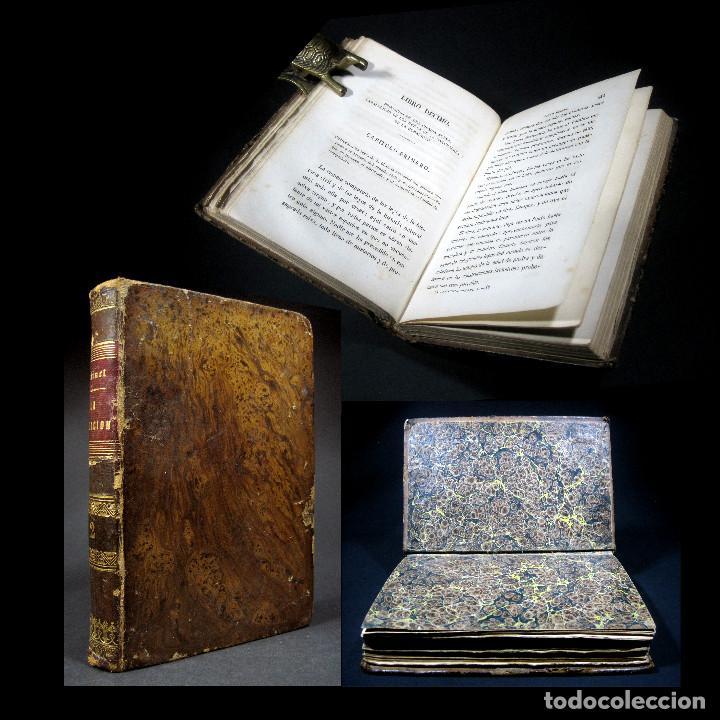 AÑO 1871 ANTROPOLOGÍA FILOSOFÍA HISTORIA DE LA HUMANIDAD PREHISTORIA FILOLOGÍA QUINET LA CREACIÓN (Libros Antiguos, Raros y Curiosos - Pensamiento - Filosofía)