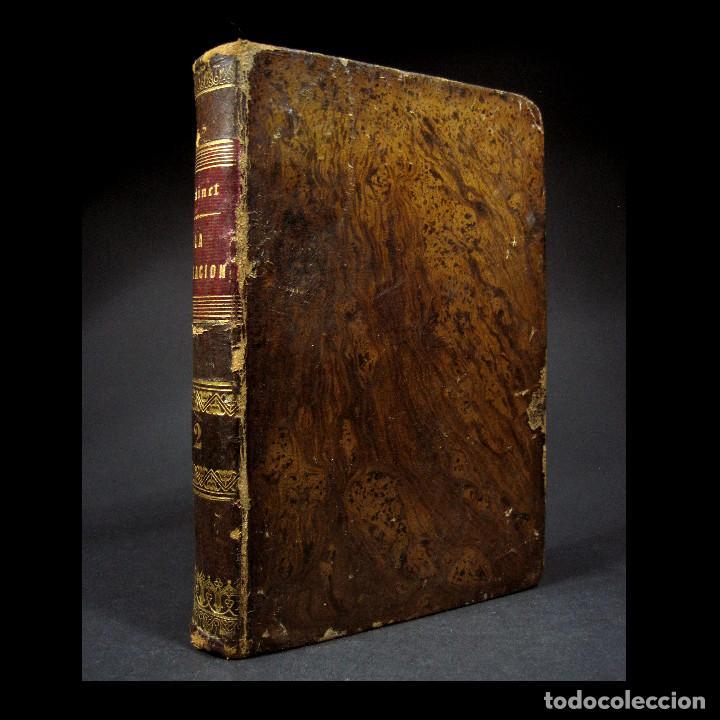 Libros antiguos: Año 1871 Antropología Filosofía Historia de la Humanidad Prehistoria Filología Quinet la Creación - Foto 10 - 123552843