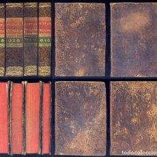 Libros antiguos: GUEVARA. INSTITUTIONUM ELEMENTARIUM PHILOSOPHIAE AD USUM STUDIOSAE JUVENTUTIS. 1825. 4 VOLS. LÁMS. . Lote 123767235